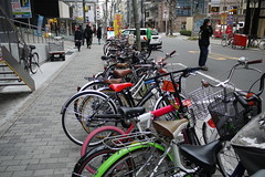 osaka bicycle