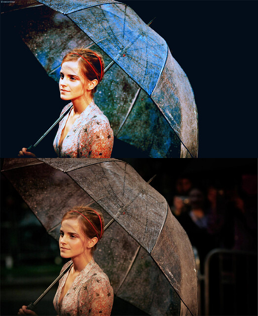 Emma Watson: Before & After. by ¦.хs??o??sт??.