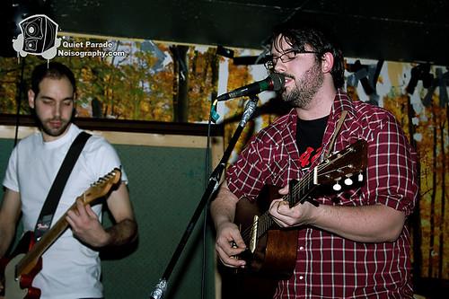 Quiet Parade - Gus' Feb 24th 2011 - 06