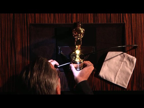 Oscars iPad App Engraving Cam