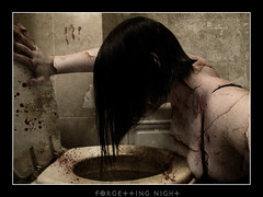 Forgetting Night (BloodyZone) Tags: night digital dark manipulation forgetting bz bloodyzone