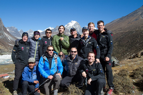 2001 Everest team 10 years later