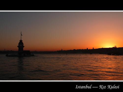 Istanbul — Kiz Kulesi