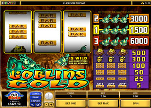 Goblin's Gold slot game online review
