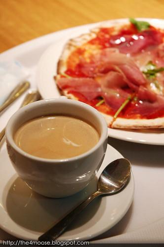 J.YAMASHITA Dining BIS - Arugula & Parma Ham Pizza