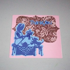 101_4926 (Edwina1998) Tags: 2 for you tea thank card