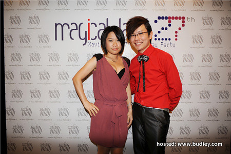 Meeia Foo & Xavier Mah
