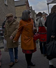 His and Hers (IanAWood) Tags: london raw streetphotography hackney candids peoplewatching e8 streetmarket broadwaymarket d3s walkingwithmynikon nikkorafs35f14g