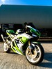 Kawasaki ZX-6R STC edition (StriciKanegér) Tags: 2005 2003 green 2004 st out mod ninja quality samsung 2006 burn 600 stc 500 custom kawasaki exhaust paintjob zx footage zx6r 636 zx636 leovince monsterslip procejct
