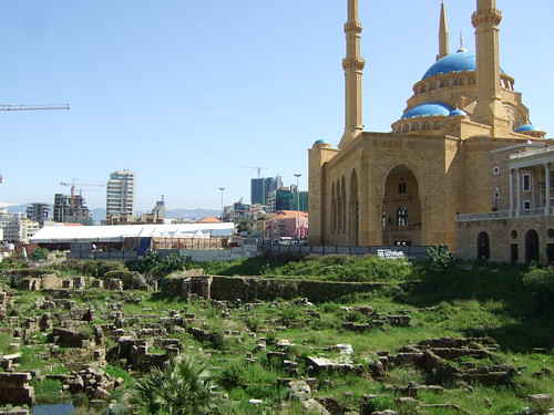 Mosque and Ruins