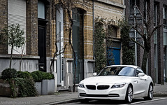 (AnshoBijlmakers.nl) Tags: white bmw z4
