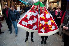PIzza Girls in Venice