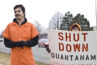 Anti-Torture Vigil - Week 39: Reprieve