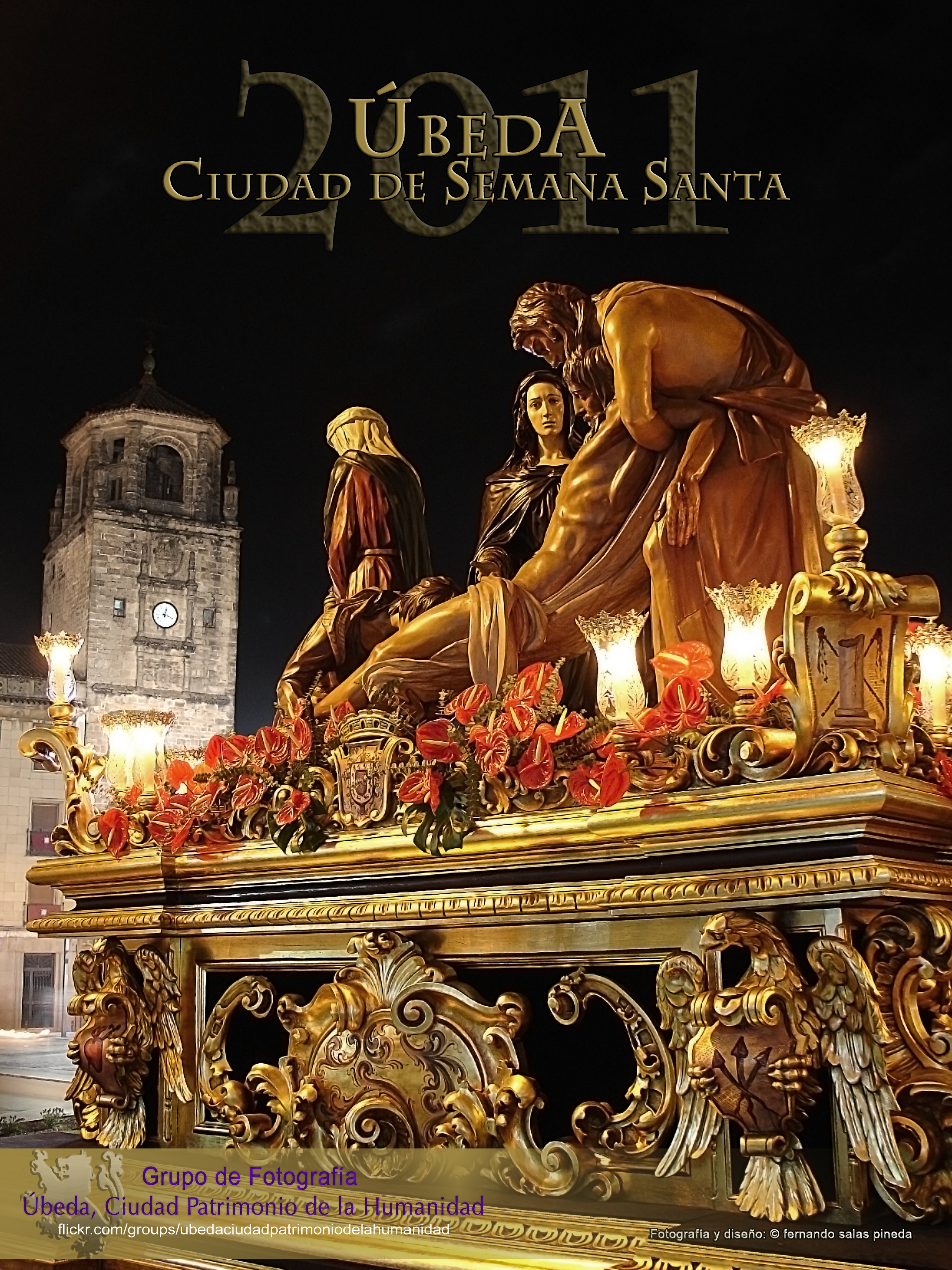 Cartel Semana Santa flickr
