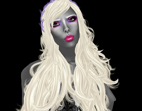 Oceane's Drow Mages Choice with Jade lips