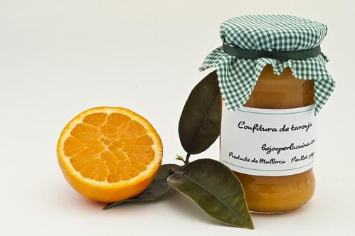 Confitura de taronja