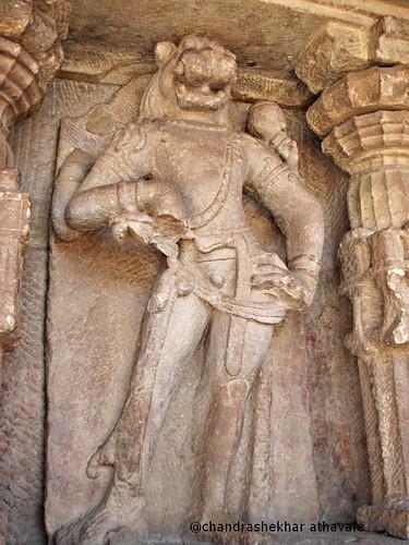 Nrusinha durg temple