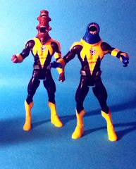 Low and Mash, Sinestro Corps