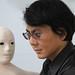 TELENOID and Hiroshi Ishiguro
