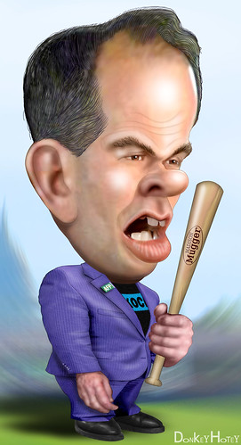 Scott Walker - Cartoon