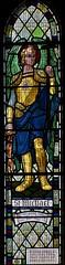 St Michael (IanAWood) Tags: london 1955 raw stainedglass putney allsaintschurch churchwindows churchofengland morrisco d3x walkingwithmynikon nikkorpce24f35 surreychurches williammorriscowestminster
