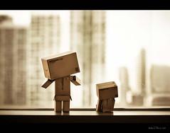 Waiting On The World To Change (RiaPereira - here but mostly there) Tags: miami danbo downtownmiami waitingontheworldtochange danbolove riapereira adventuresofdanbo toyintheframethursday htitft nowimbringingdanbotowork havetomakesuremycolleaguesdontseemeposingdollsintheoffice