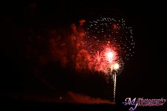 Fourth Of July SMP 9 (MJ Photography KC) Tags: display fireworks shawneemissionpark