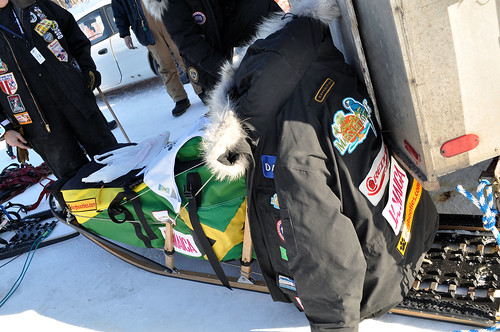 Newton Marshall's Jamaican-Themed Sled