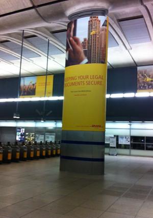 DHL Canary Wharf 15