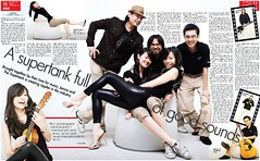 Janice and the Supertank, Malay Mail 13.12.2010