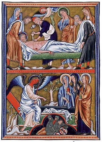 005- Salterio de Ingeborg-hacia el año 1195-Musée Condé- Chantilly