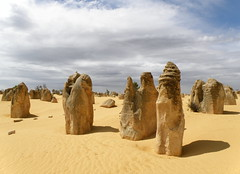Pinnacles' Desert