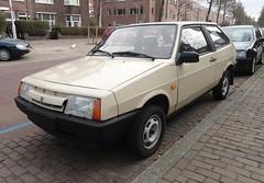My 1987 Lada Samara 1300 (Skitmeister) Tags: skitmeister lada samara sputnik samara1300 vaz ваз автоваз лада самара спутник ладасамара 77pst2