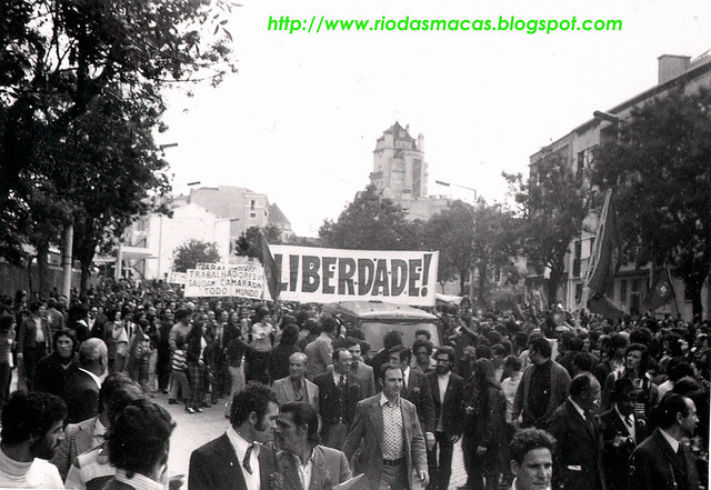 1º Maio de 1974 Lisboa