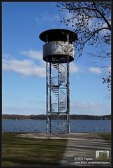 2011-03-06 Rotterdam - Uitkijktoren Kralingse Plas - 1 (Topaas) Tags: rotterdam uitkijktoren kralingsebos kralingseplas
