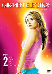 Carmen Electra Fit to Strip