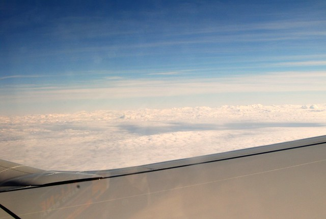 plane ride, bna-chs