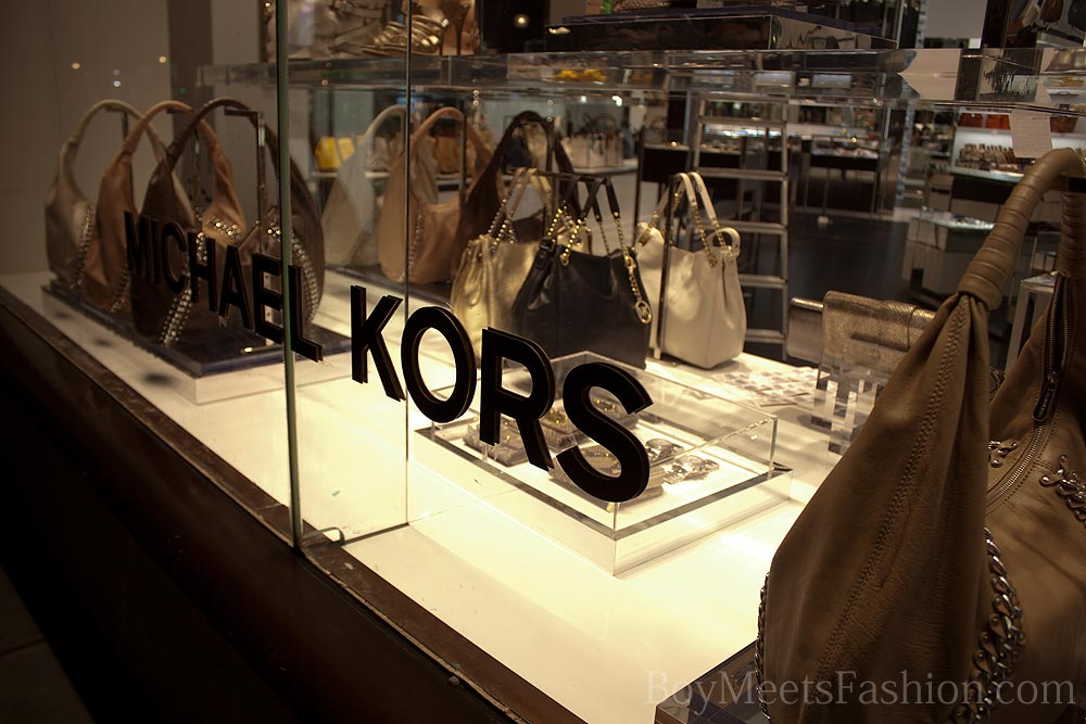 MICHAEL KORS, Regent Street - April 2011