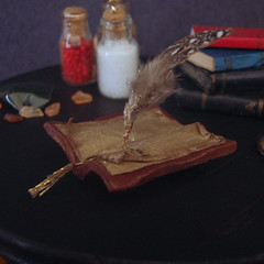 Red Magic Quill book