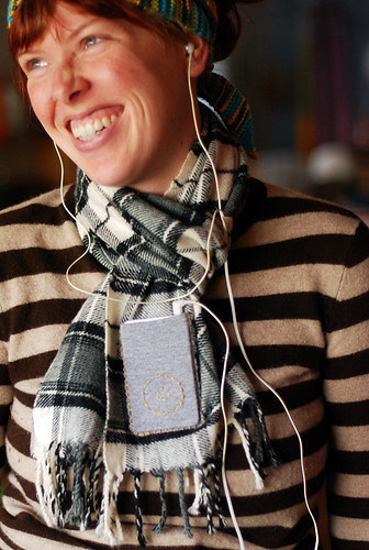 mp3 player pocket