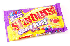Starburst Crazy Beans Bag