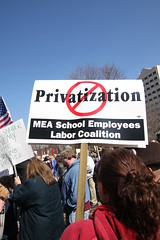 Michigan Solidarity Rally 16 March 2011 (Peace Education Center) Tags: workers labor rally protest unions activism activists budgetcuts