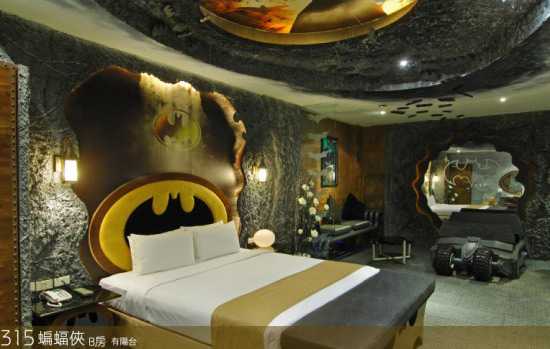 Love Hotel de Kaohsiung City à Taïwan