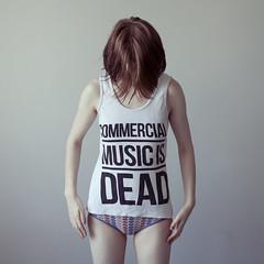 It's not our fault. (Brendan_Timmons) Tags: portrait girl 50mmf14 itsnotourfault haezer canon5dmkii commercialmusicisdead