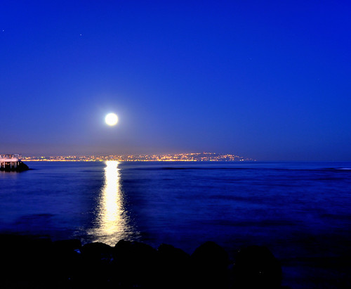 "JUST A MOON LIGHT by omar ""Please More Humor """