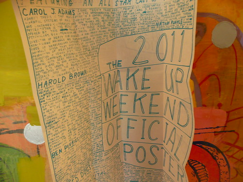 Wake Up Weekend 2011 Poster
