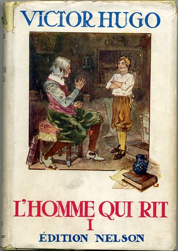 L'homme qui rit : tome I, by Victor HUGO