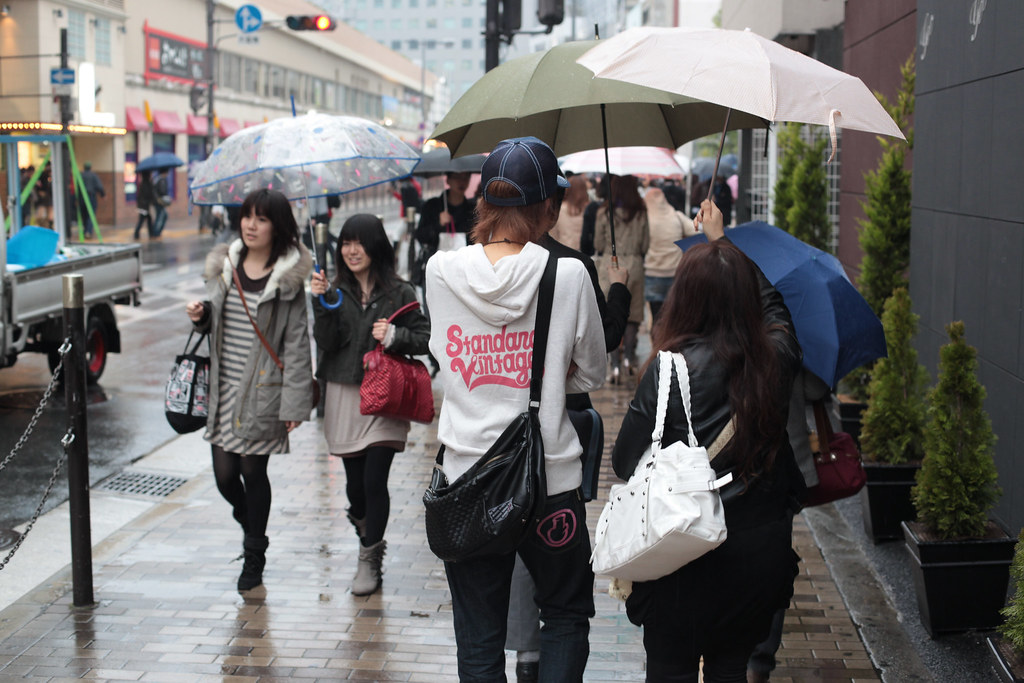 People at Umeda
