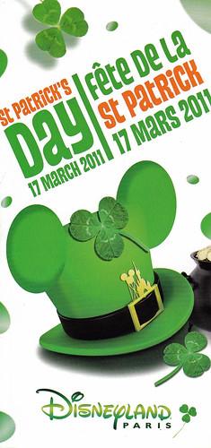 St-Patrick's Day program