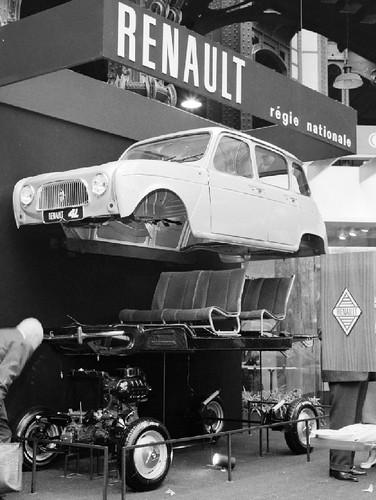 Renault esposizione
